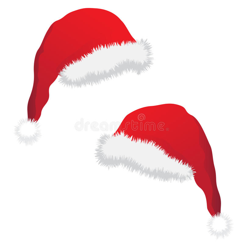 Download Christmas hat stock vector. Illustration of acicular - 12107186