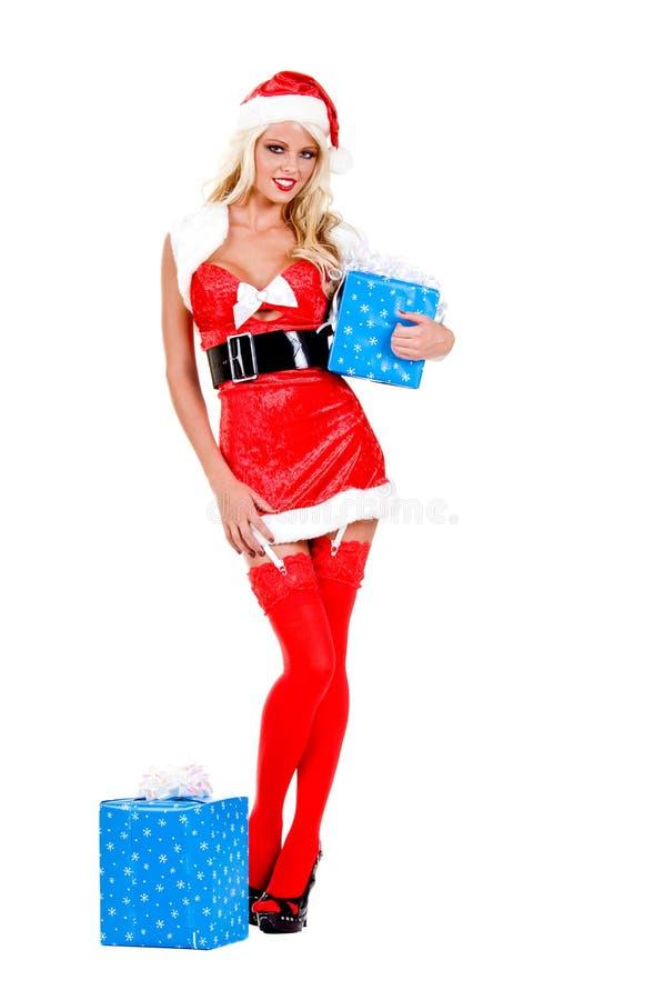 Free Christmas Helper Stock Photography - 6141372