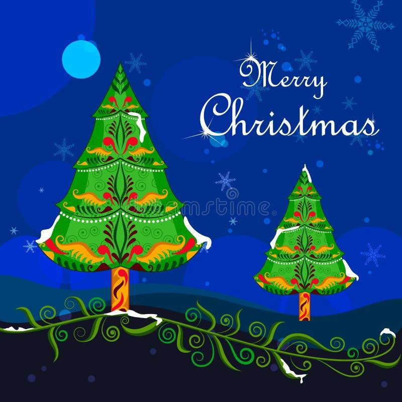 Christmas holiday background royalty free illustration