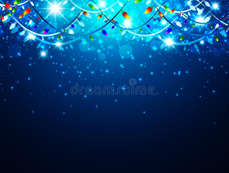 Christmas Holiday Background vector illustration