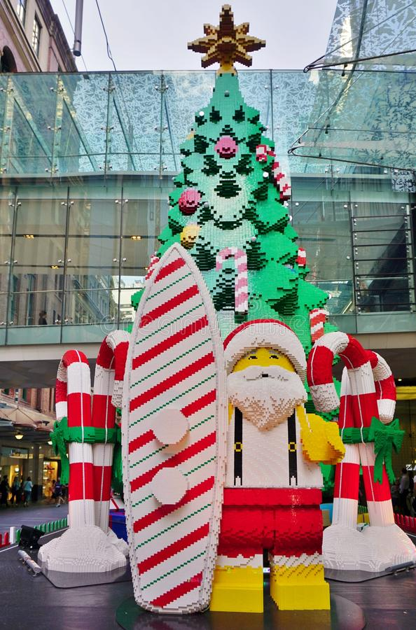 The Christmas Holiday Celebrated Down Under In Sydney With ...