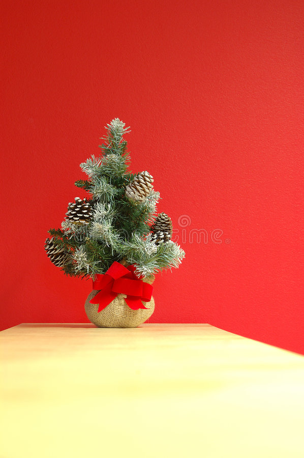 Christmas holiday decoration (vertical) royalty free stock photography