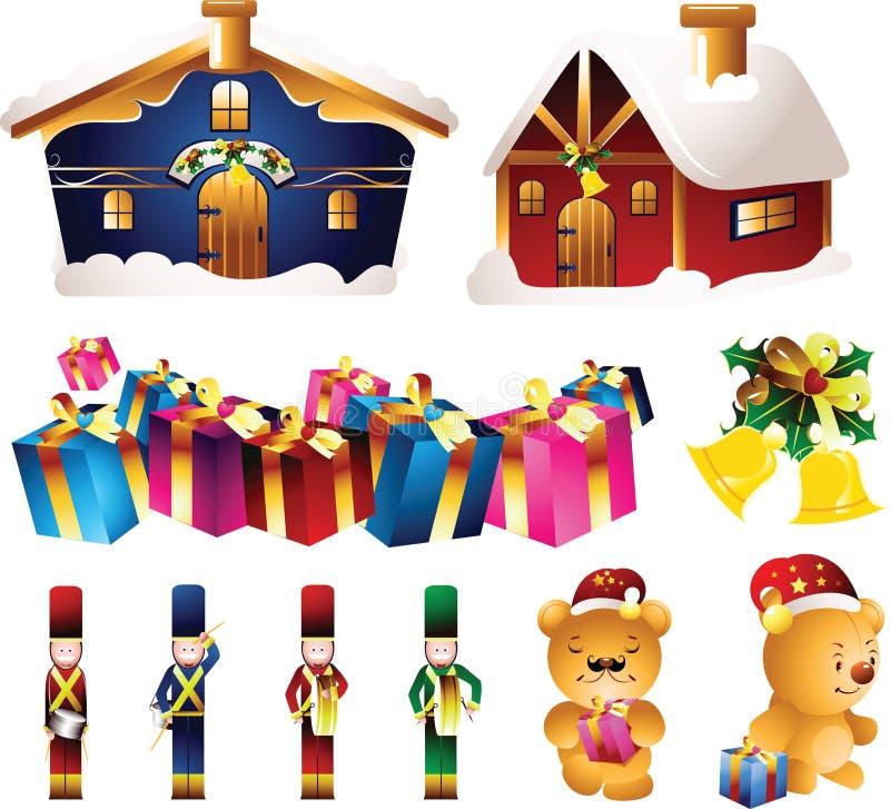 Free Christmas Holiday Decorations Stock Photos - 6418403