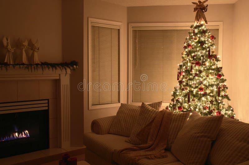 Christmas Home royalty free stock image
