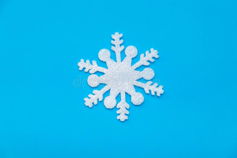 Christmas ice crystal royalty free stock photos