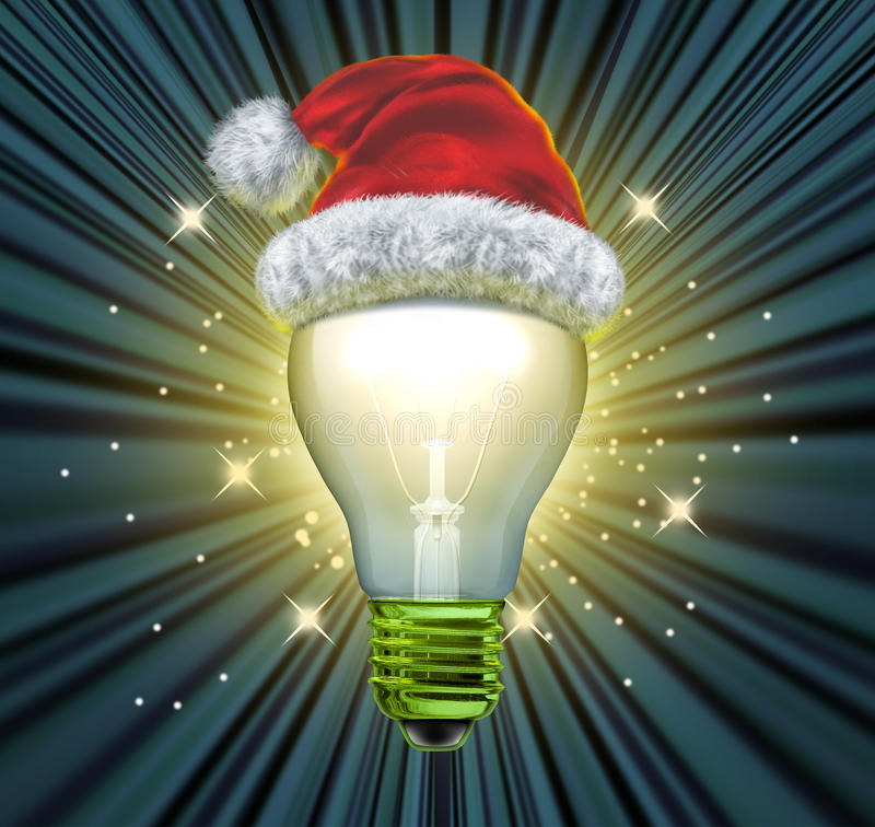 Download Christmas Ideas stock illustration. Image of glowing - 26238777