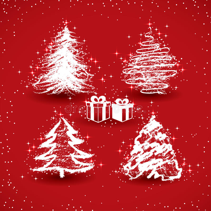 Free Christmas Illustration Royalty Free Stock Photo - 11345835