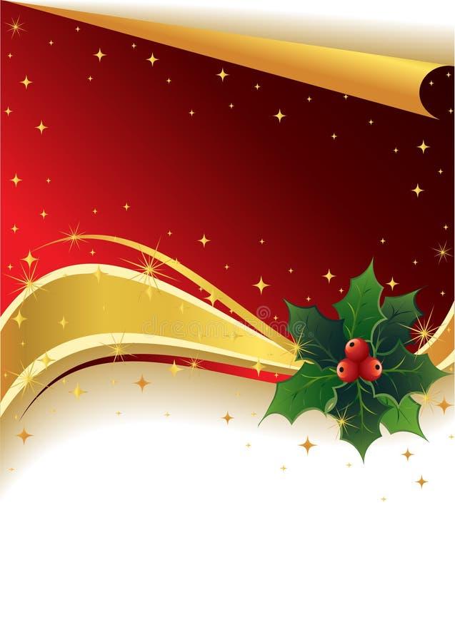 Christmas Illustration royalty free illustration