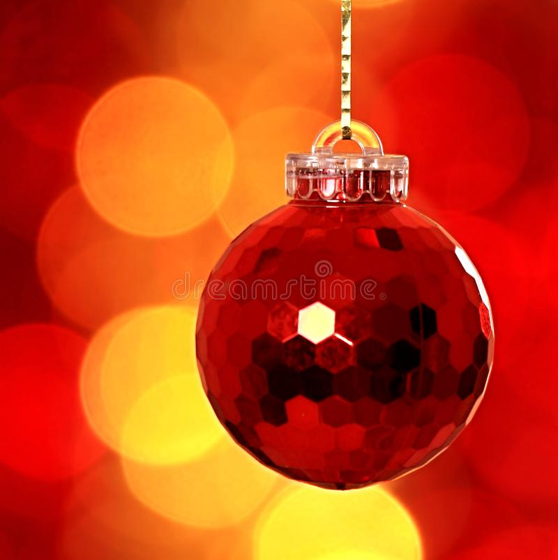 Christmas decorations stock photo. Christmas ball decorations closeup no people stock photo stock image