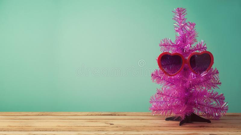 Christmas in July concept stock photos