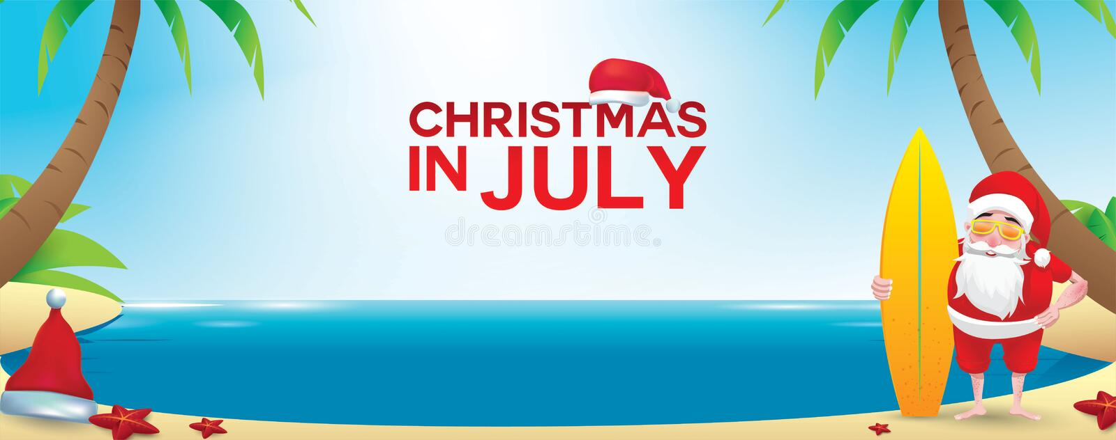 Christmas In July Royalty Free Images.Christmas July Stock Illustrations 4 276 Christmas July