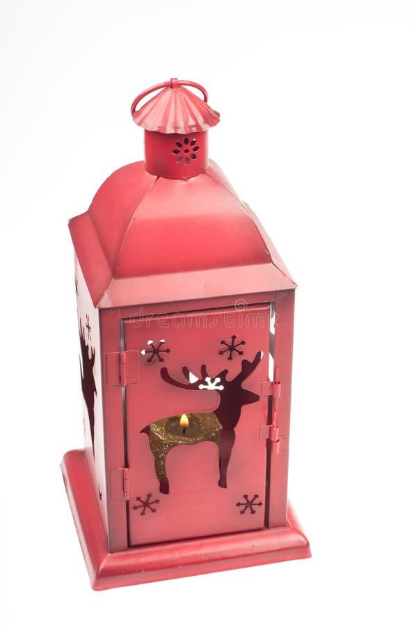 Christmas Lantern Royalty Free Stock Photography
