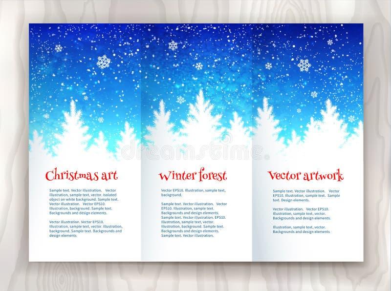 sample leaflet designs