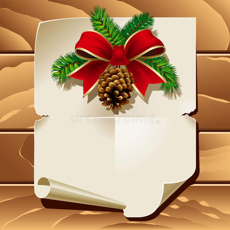 Free Christmas Letter Stock Photo - 16942180