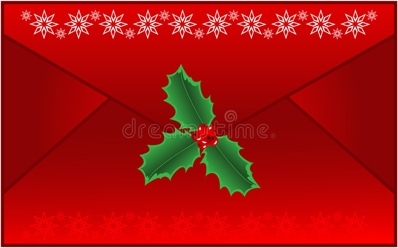 Download Christmas Letter stock vector. Image of border, image - 6045419
