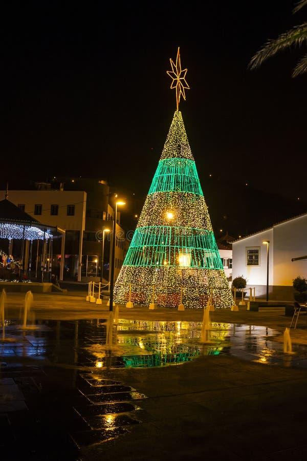 Free Christmas Light Stock Photography - 40191282