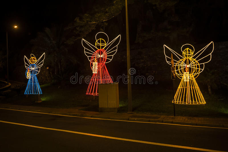 Christmas Light royalty free stock images