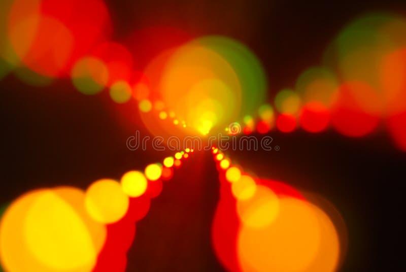 Download Christmas Lights Royalty Free Stock Photos - Image: 12040148
