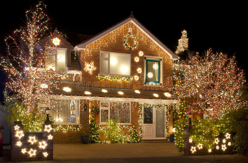 Download Christmas Lights stock photo. Image of lights, glow, decoration - 22730640