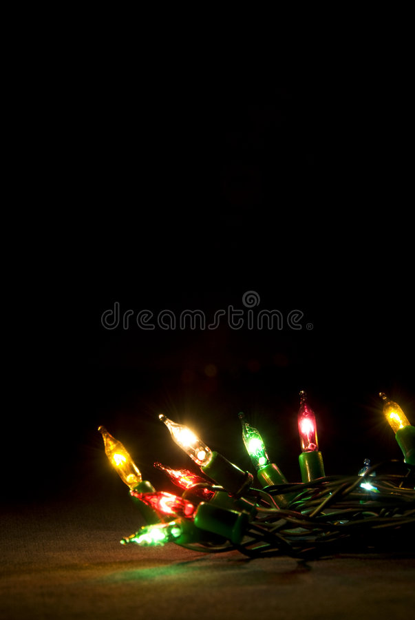Download Christmas lights stock image. Image of background, decoration - 6919853