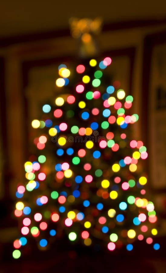 christmas lights στοκ εικόνα
