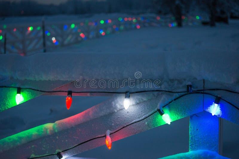 Download Christmas Lights Stock Photo - Image: 83711549