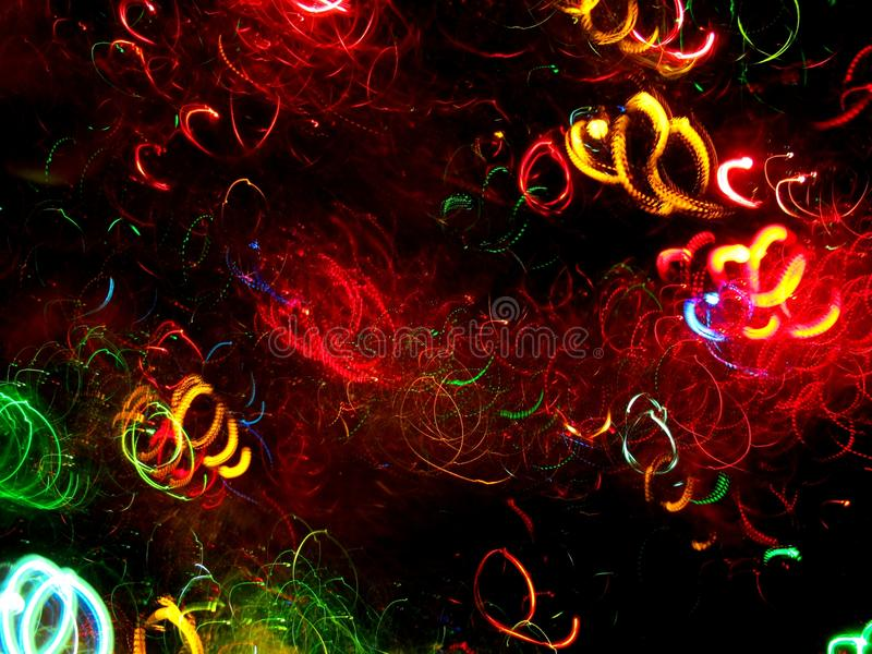 Download Christmas Lights Blur 4 stock image. Image of pattern - 22240695
