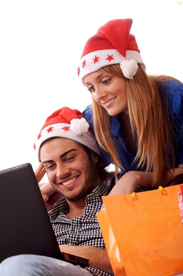 Christmas on-line shopping