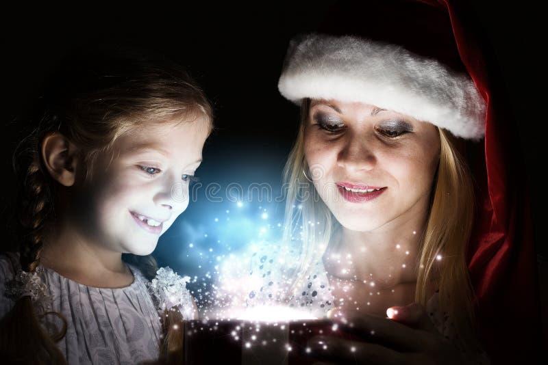 christmas magic στοκ εικόνες