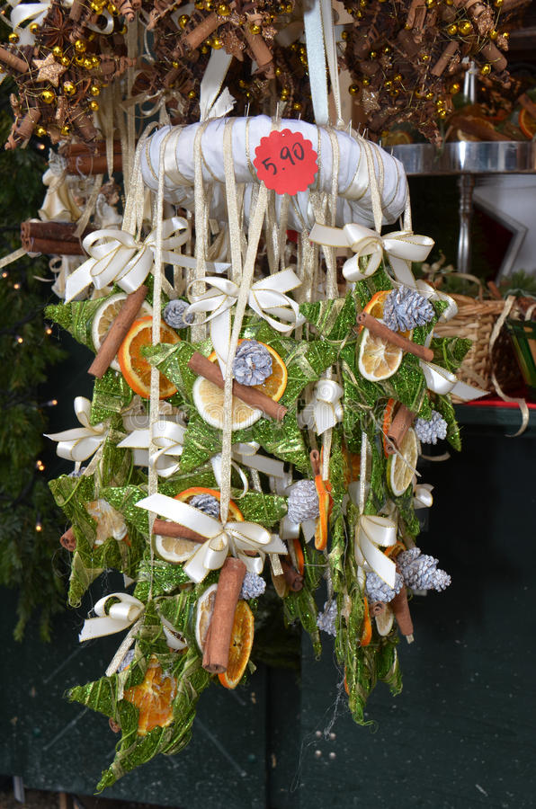 Christmas market products vienna stock photo image for Jamaican arts and crafts for sale