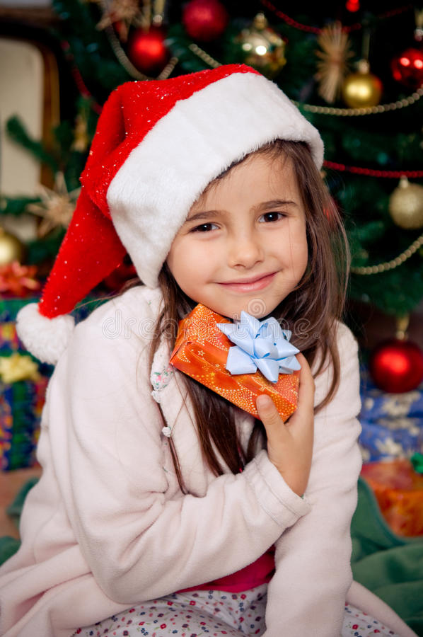 Download Christmas morning stock image. Image of holiday, face - 28228641