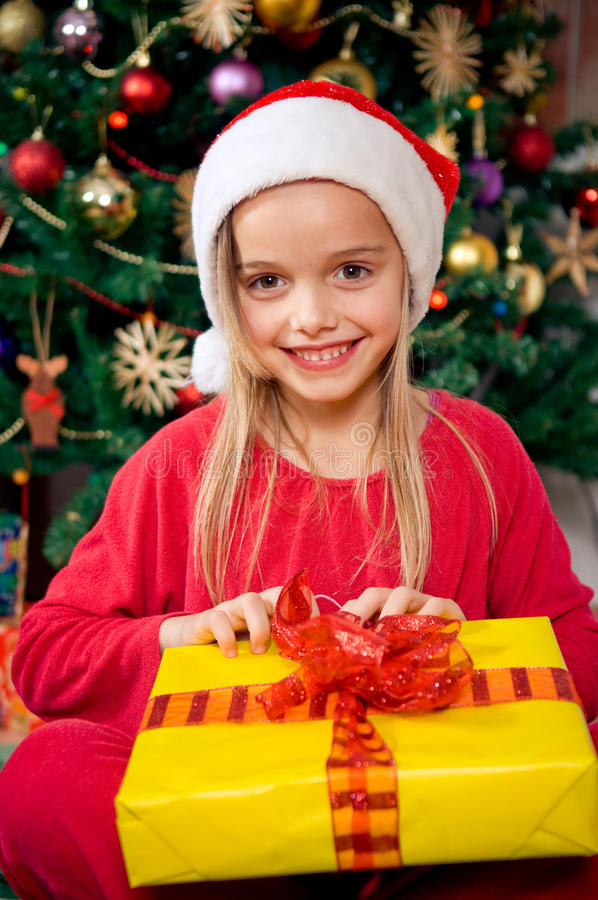 Download Christmas morning stock photo. Image of december, child - 28228814