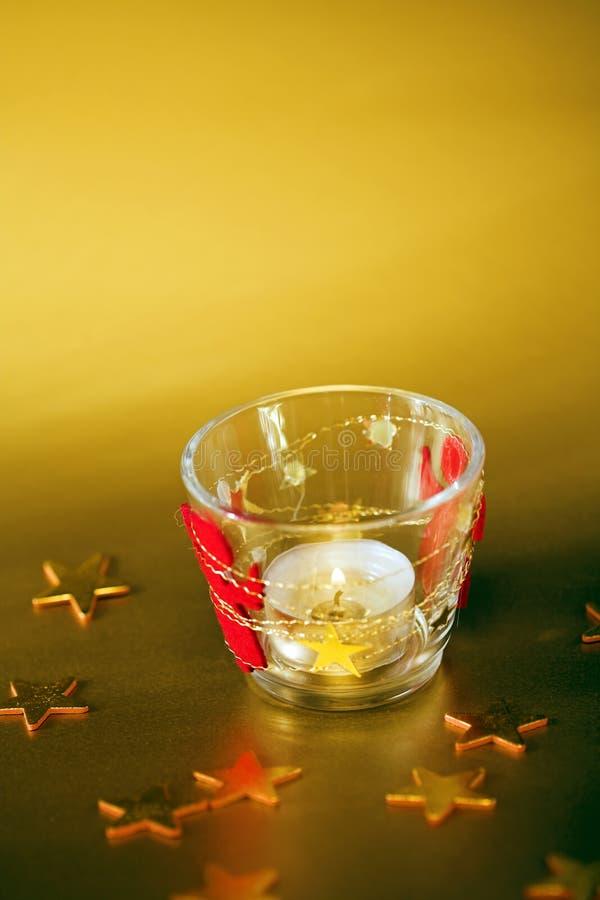 Christmas motive stock image