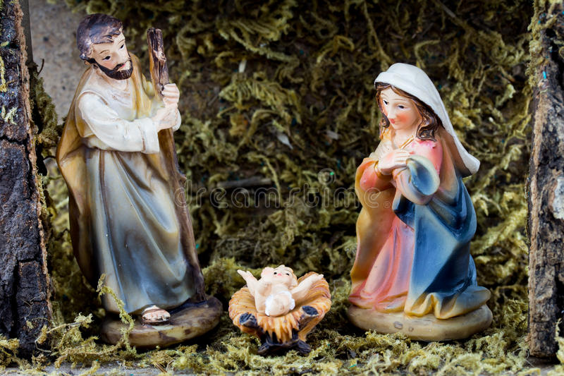 Download Christmas Nativity stock image. Image of traditional - 27938887