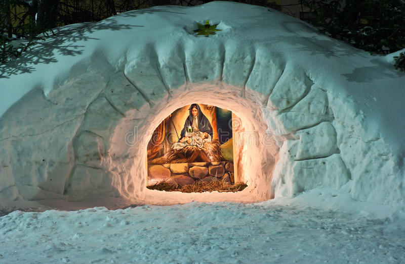 Download Christmas nativity scene stock image. Image of bible - 17838023
