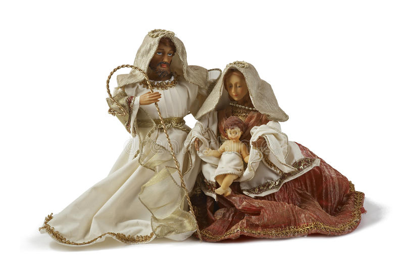 Download Christmas Nativity Scene. Holy Family Stock Images - Image: 12146324