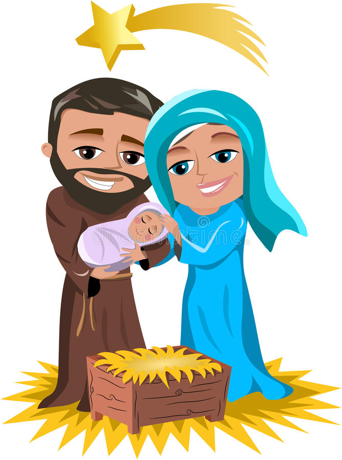 Download Christmas Nativity Scene Stock Images - Image: 34453114