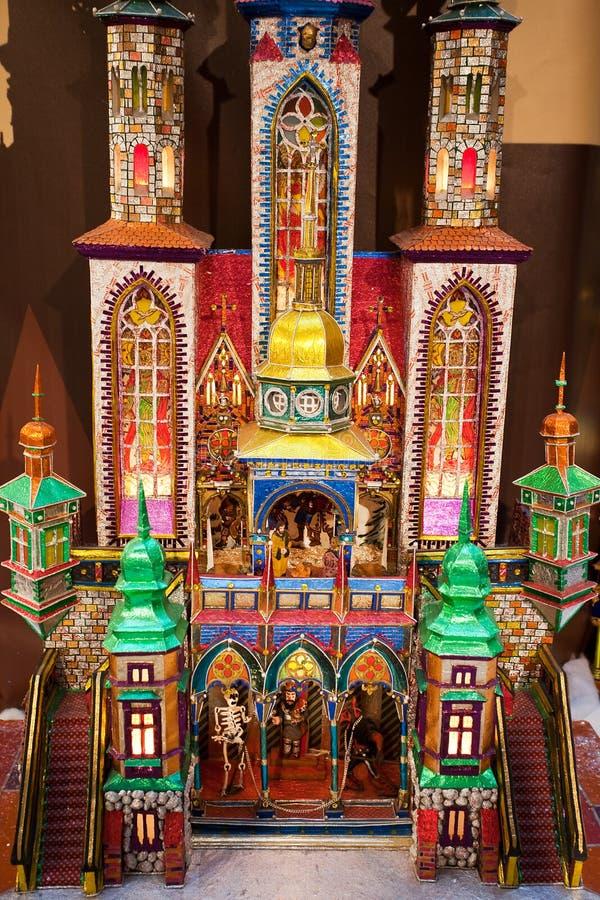 Download Christmas Nativity Scene, Krakow, Poland Stock Photos - Image: 37094853