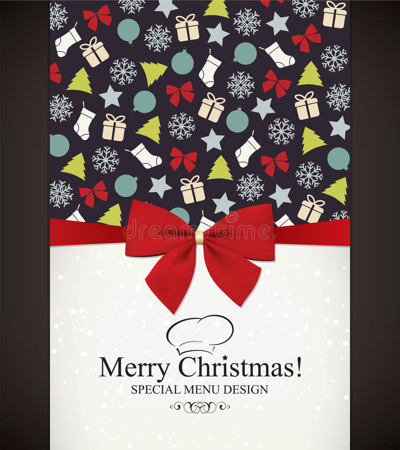 Christmas & New Year royalty free illustration