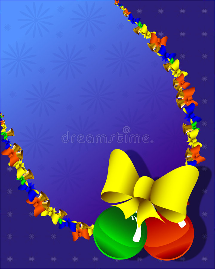 Christmas, New Year background royalty free stock photo