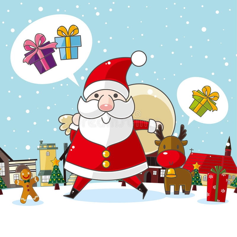 Download Christmas And New Year Card Royalty Free Stock Photo - Image: 33713425