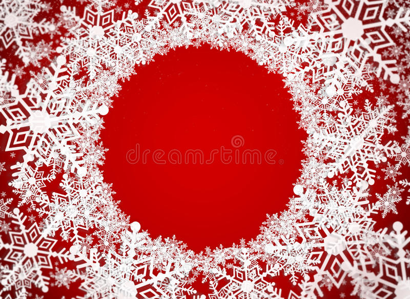 Download Christmas And New Year Card Stock Image - Image: 35326831