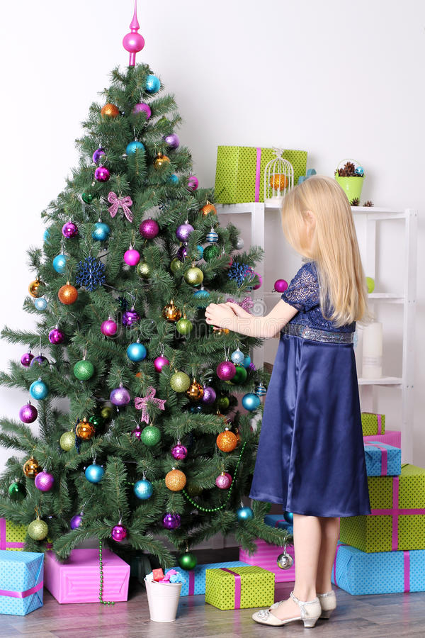 Christmas and New Year concept. royalty free stock image