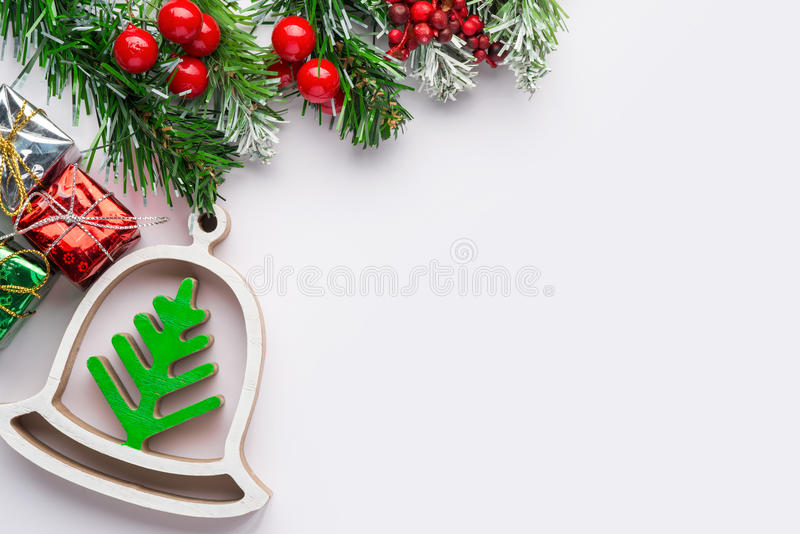 Christmas And New Year Decoration Decorative Toy In Retro