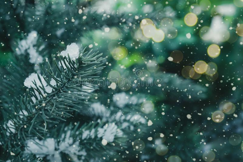 Christmas and New Year holiday background. stock images
