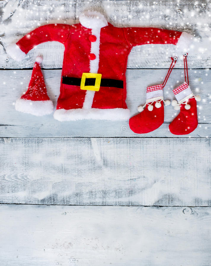 Christmas and New year. Merry Christmas and Happy New year, winter concept stock image
