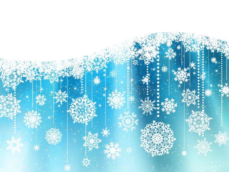Christmas & New-Year's background. EPS 8 royalty free illustration