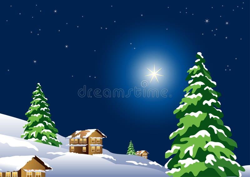 Download Christmas Night stock vector. Image of born, savior, christmas - 16741231
