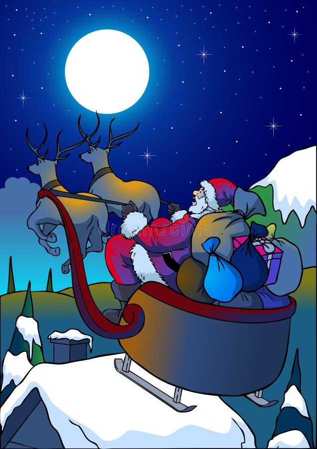 Download Christmas Night Royalty Free Stock Photo - Image: 29160095