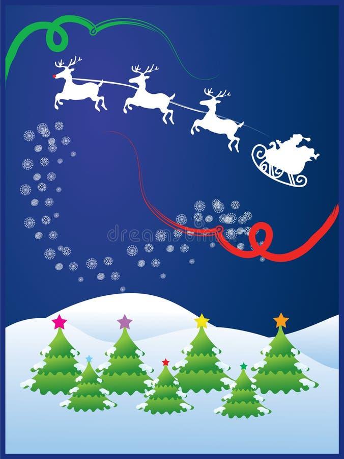 Free Christmas Night Stock Image - 3171191